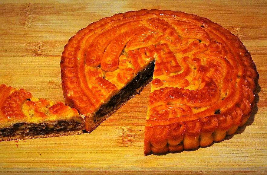 Moon cake, China