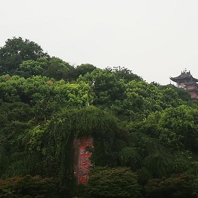 City God pavilon - Hangcsou