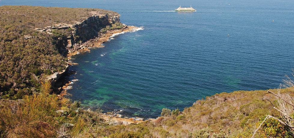 Crater Cove, Sydney