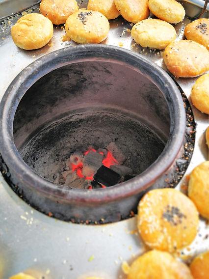 Street food, Longjing - video