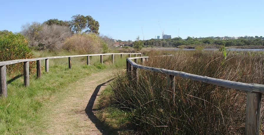 Dee Why lagoon, Sydney
