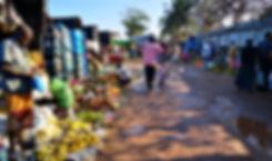 Negombo, fruit market, Sri Lanka