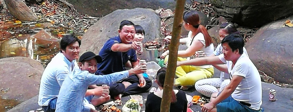 Picnic in Phu Quoc