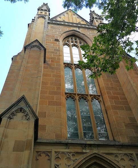 St. Andrew's cathedral, Sydney