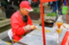 Custom-made lollipop in China, video