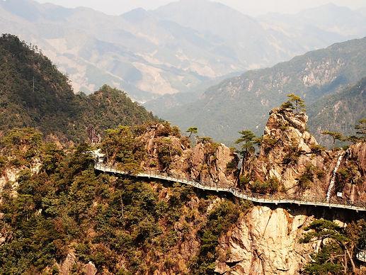 Damingshan, Daming mountain