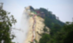 Lotus peak, Huashan