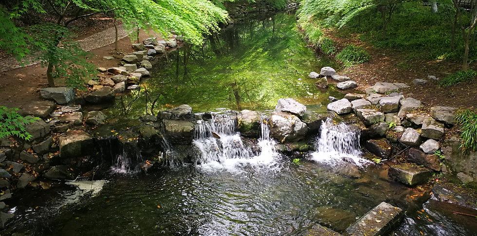 Nine creeks, Hangzhou