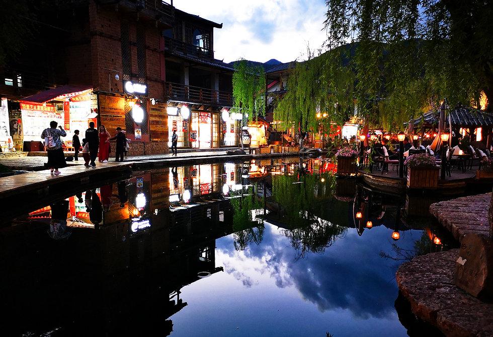 Shuhe,Lijiang,China