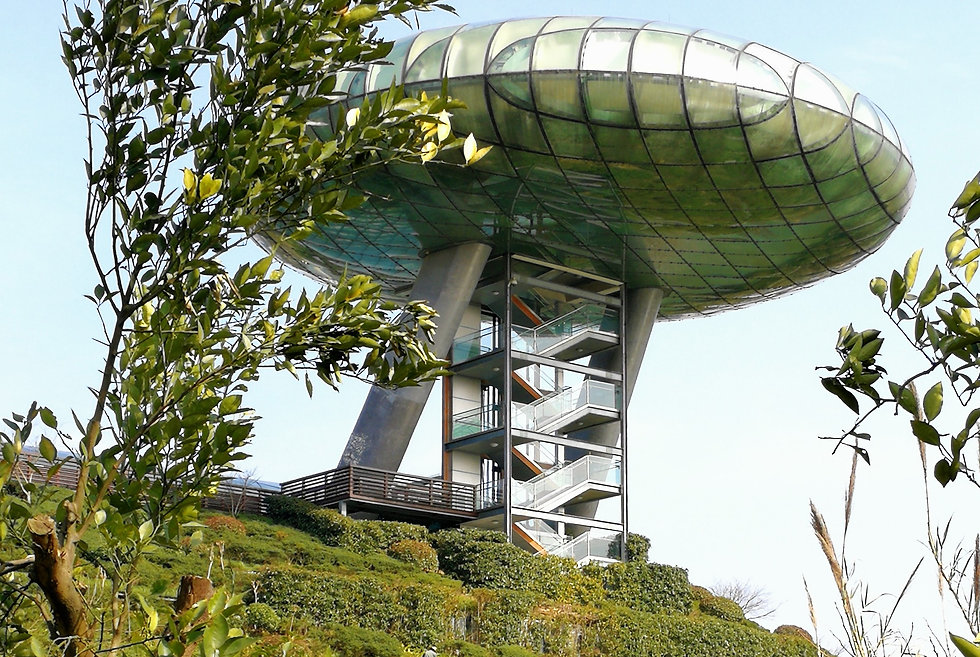 Wetland Museum at Xixi
