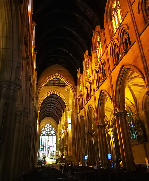 St. Mary cathedral, Sydney