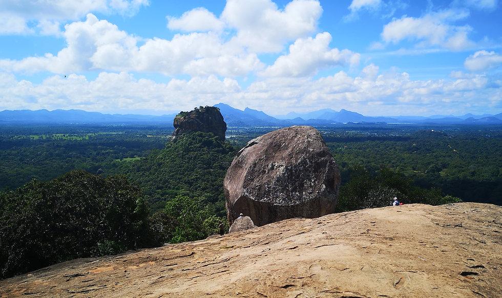 Pidurangala, Sri Lanka