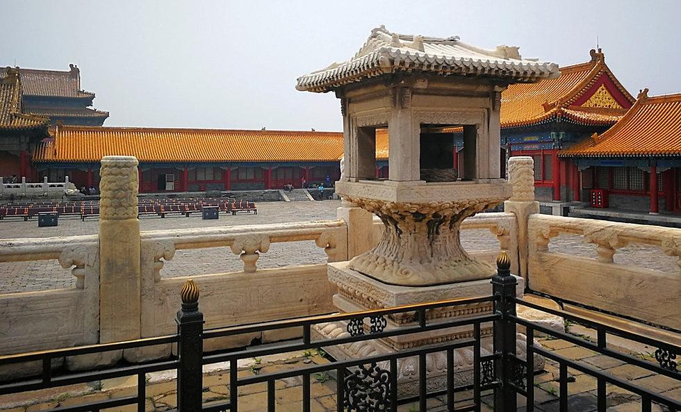 Forbidden City, Bejing