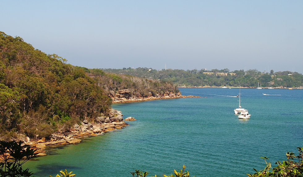 Castle Rock, Sydney