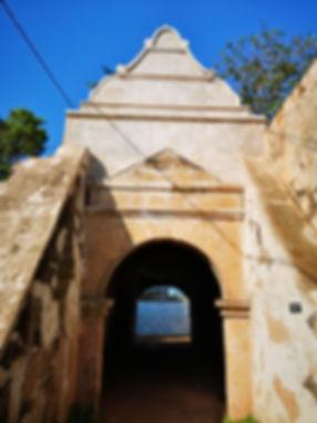 Dutch Fort, Negombo, Sri Lanka