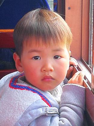 Kínai kisfiú