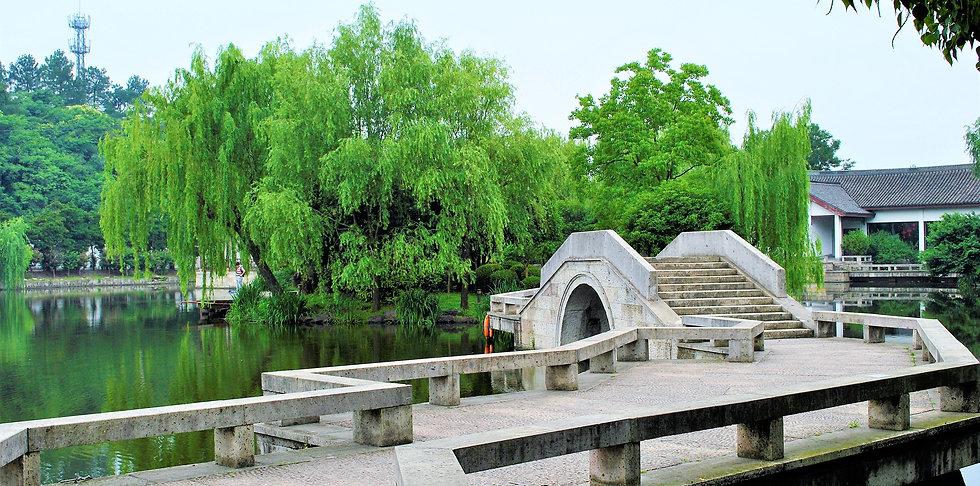 East lake, Shaoxing