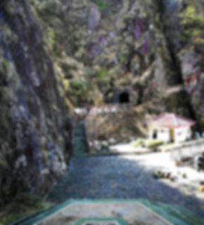 Damingshan-alagút