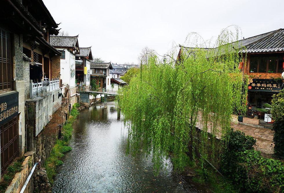 Shuhe, Lijiang,China