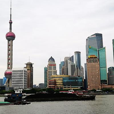 Pár óra Shanghai