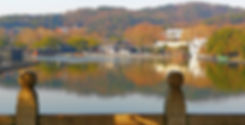 View from Jade-bridge, West Lake