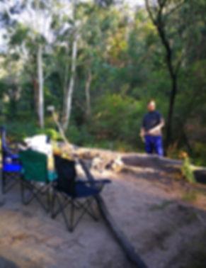 Morning at Newnes, Australia