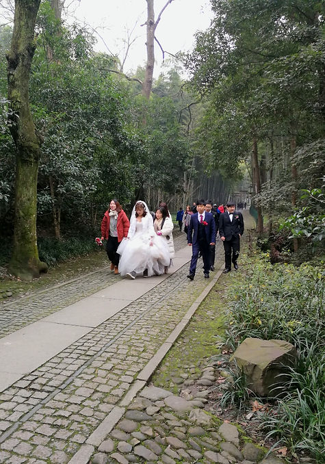 Wedding photography, Yunqi