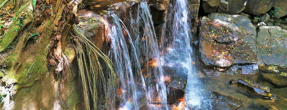 Suoi Tranh waterfall, Phu Quoc
