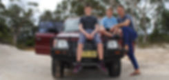 Off-road boys