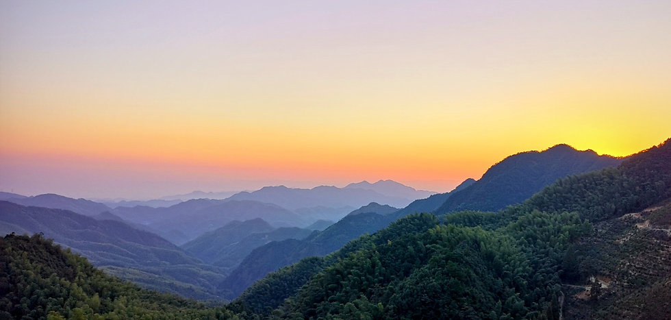 Sunrise, China