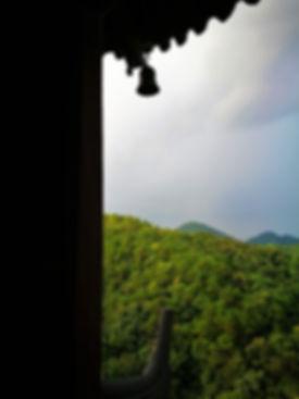 Liuhe pagoda, bells, Hangzhou