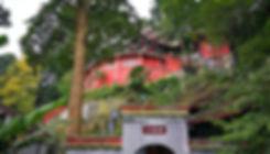 Dujiangyan, Laojun temple