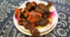 Duck dish at Longjing