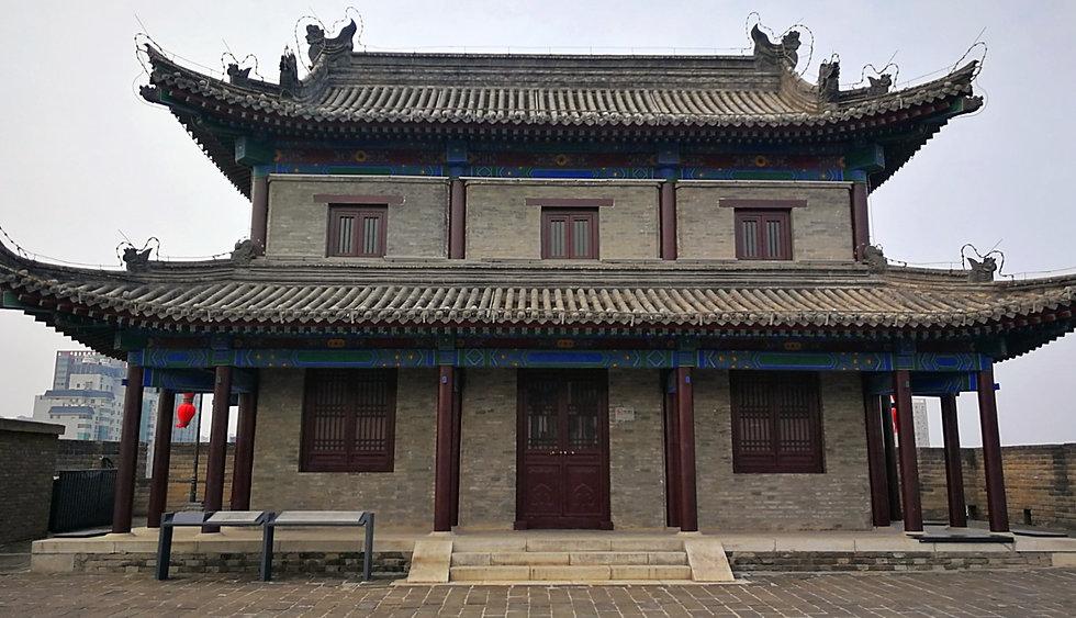 Xian watch tower
