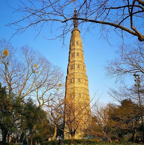Baochu pagoda, Hangzhou