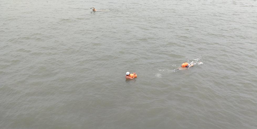 Qiantang river, Hangzhou