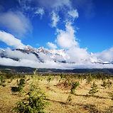 Yulong mountain, Yunnan