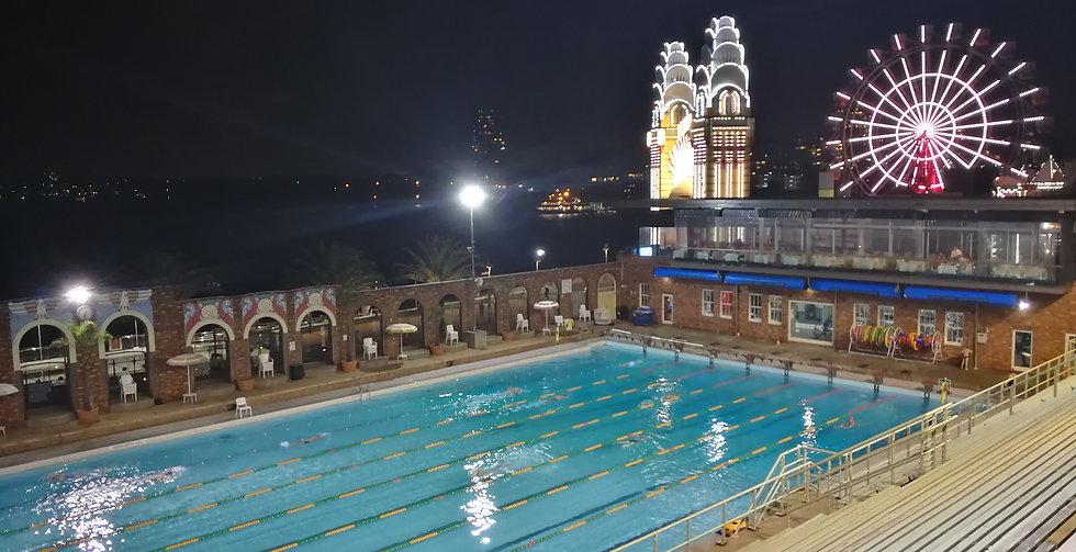 North-Sydney Olympic swimming pool