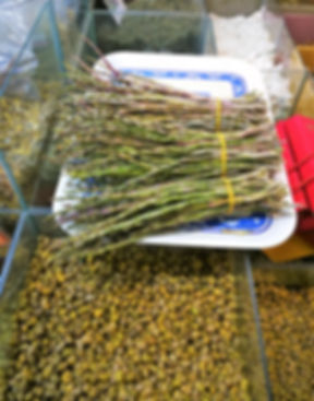 Herbs, TCM
