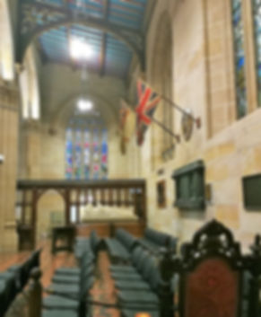 Szent András székesegyház, Sydney