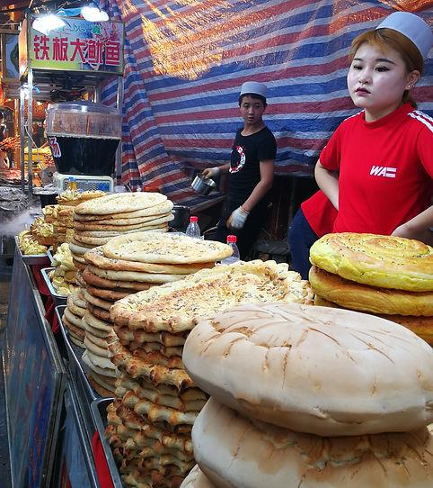 Xian, Muslim quarter