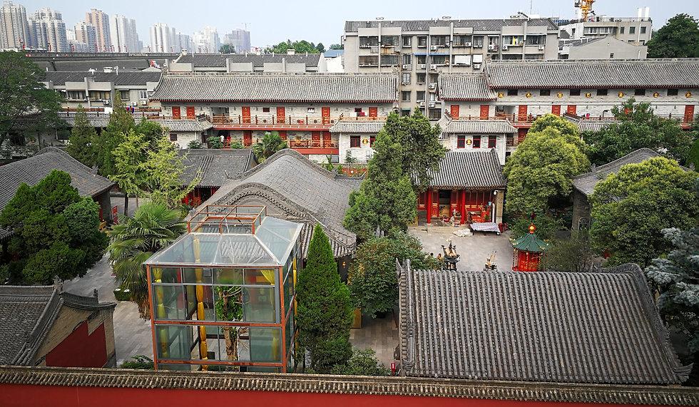 Xian, Golden Roof Worship Hall