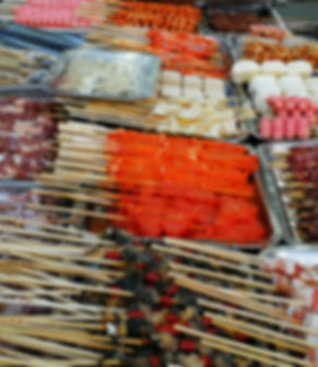 Street food at Hefang street