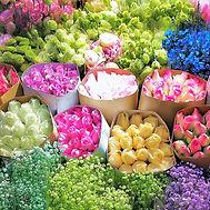 Flower market, Hangzhou