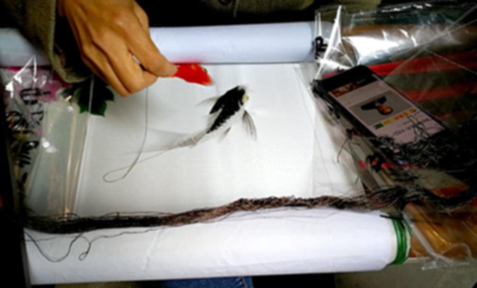 Shu embroidery, Chengdu