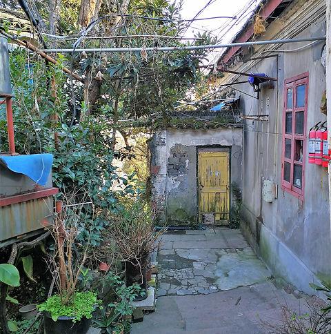 Yard at the Baoshi hill, Hagzhou