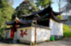 Temple, China