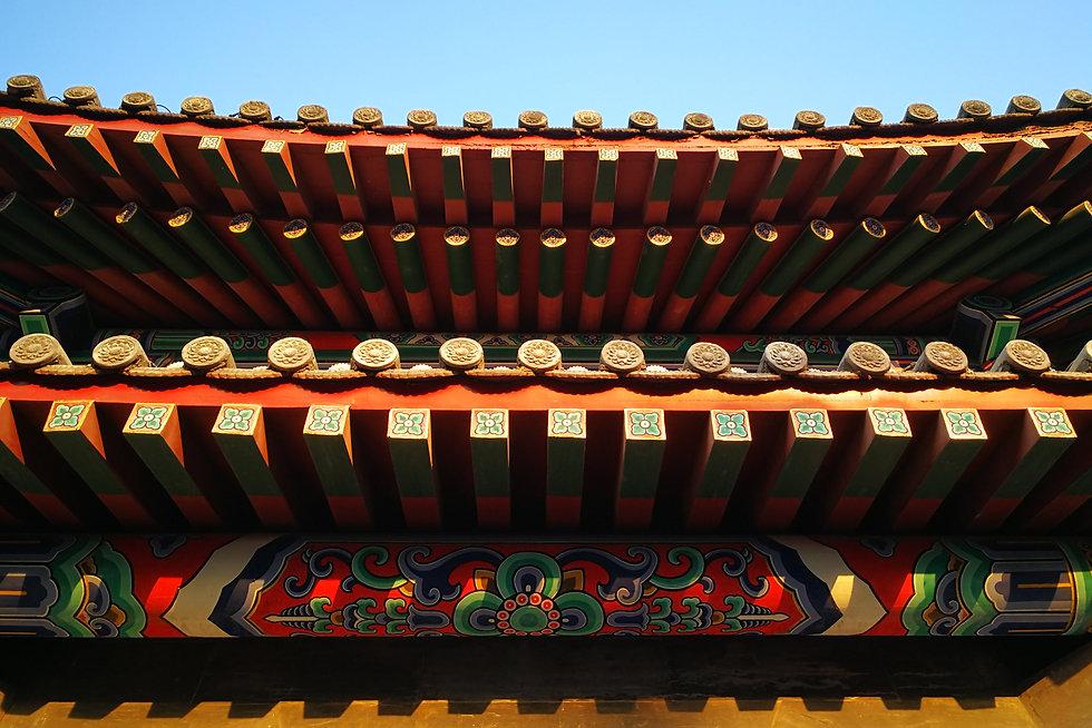 Xiangshan temple, Longmen