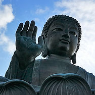 Hong Kong, The Big Buddha