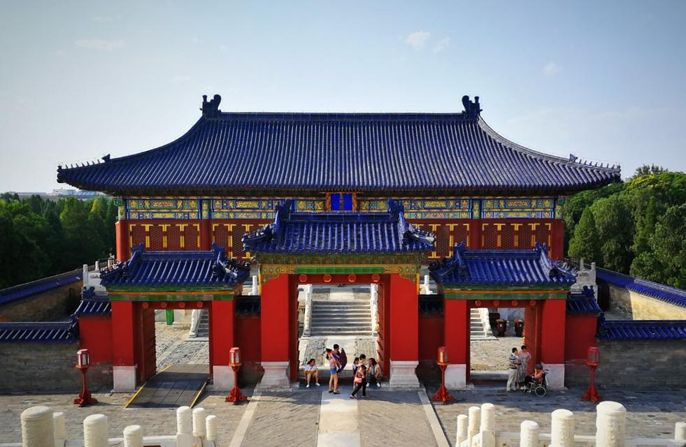 Temple of Heaven, Bejing